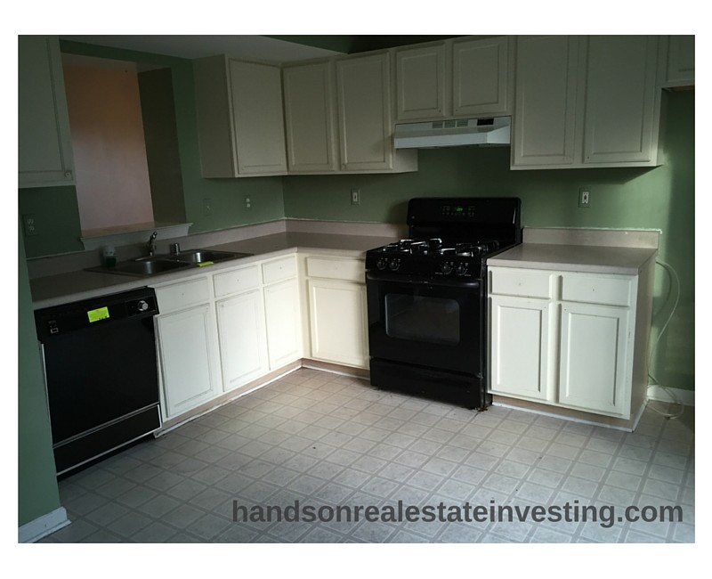 Foreclosure Kitchen beginner real estate investor how to invest in real estate