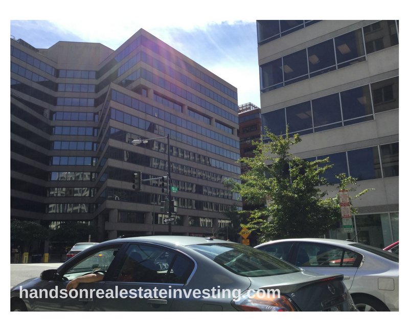 Downtown Washington DC How to Invest in Real Estate Real Estate investing handsonrealestateinvesting how to invest in real estate real estate investing beginner real estate investor
